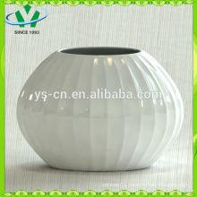 Hot Selling Wholesale White Modern Ceramic Vases