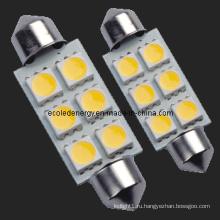 Светодиодные автомобильные лампы с маркировкой CE и Rhos Afl063 (4)