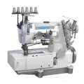 Interlock Sewing Machine with Decoration Seam