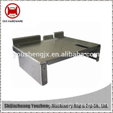 zinc plate sheet metal laser cut part