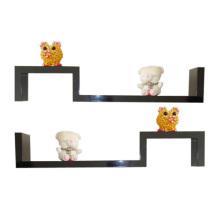 Série de tablette d'affichage en bois de mode personnalisée (WJ277543)