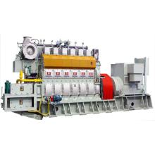 Двухтопливный генератор 1000 кВт-4000 кВт