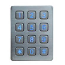 3x4 4x3 keypad usb metal numeric keypad illuminated numeric keypad