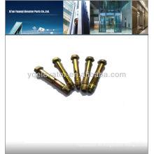 Tornillo de anclaje del elevador, tornillo de anclaje de tamaño estándar para las piezas de recambio del elevador
