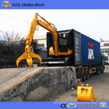 Grúa Excavadora Hecha en China