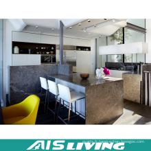 Vente chaude assemblé meubles de cuisine armoires (AIS-K419)