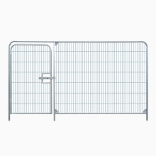 High Quality Building Construction Site Temporary Fall Prevention Edge Protection Barrier Fence