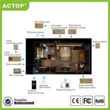 Smart Hotel Room control Unit RCU System