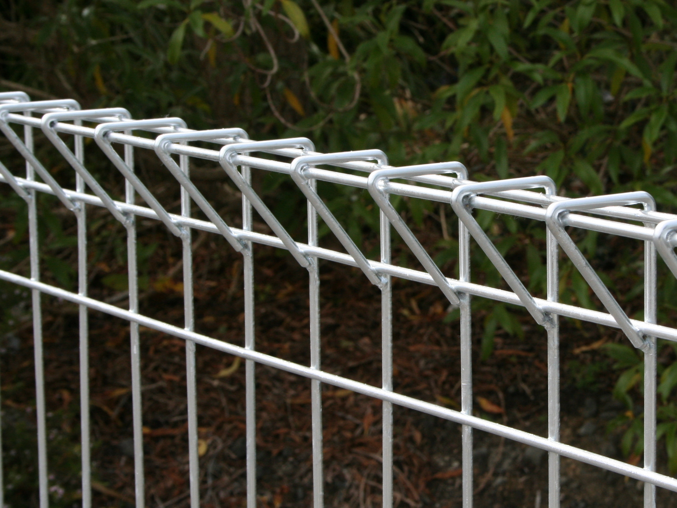 TUOFANG produce welded BRC fencing