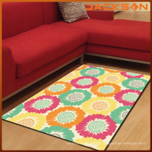 Modern Design High Pile Floor Mat for Sitting Room