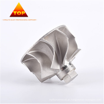 Desenho personalizado CoCrW AMS 5387 turbo impulsor