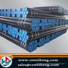 Tubo sem costura de aço carbono ASTM A106