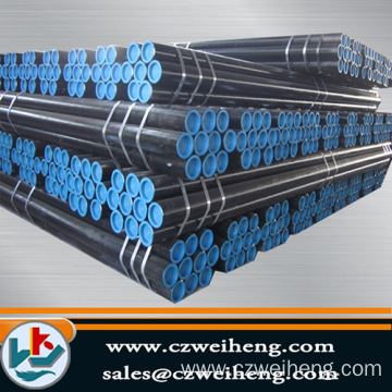 Cheap price for Cold Draw Seamless Steel Pipe ASTM A106 carbon steel seamless pipe export to Bermuda Manufacturer