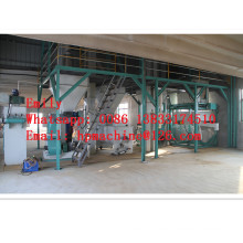 3-5 TPH feed mixer machine rabbit feed granulator poultry feed machine poultry equipment