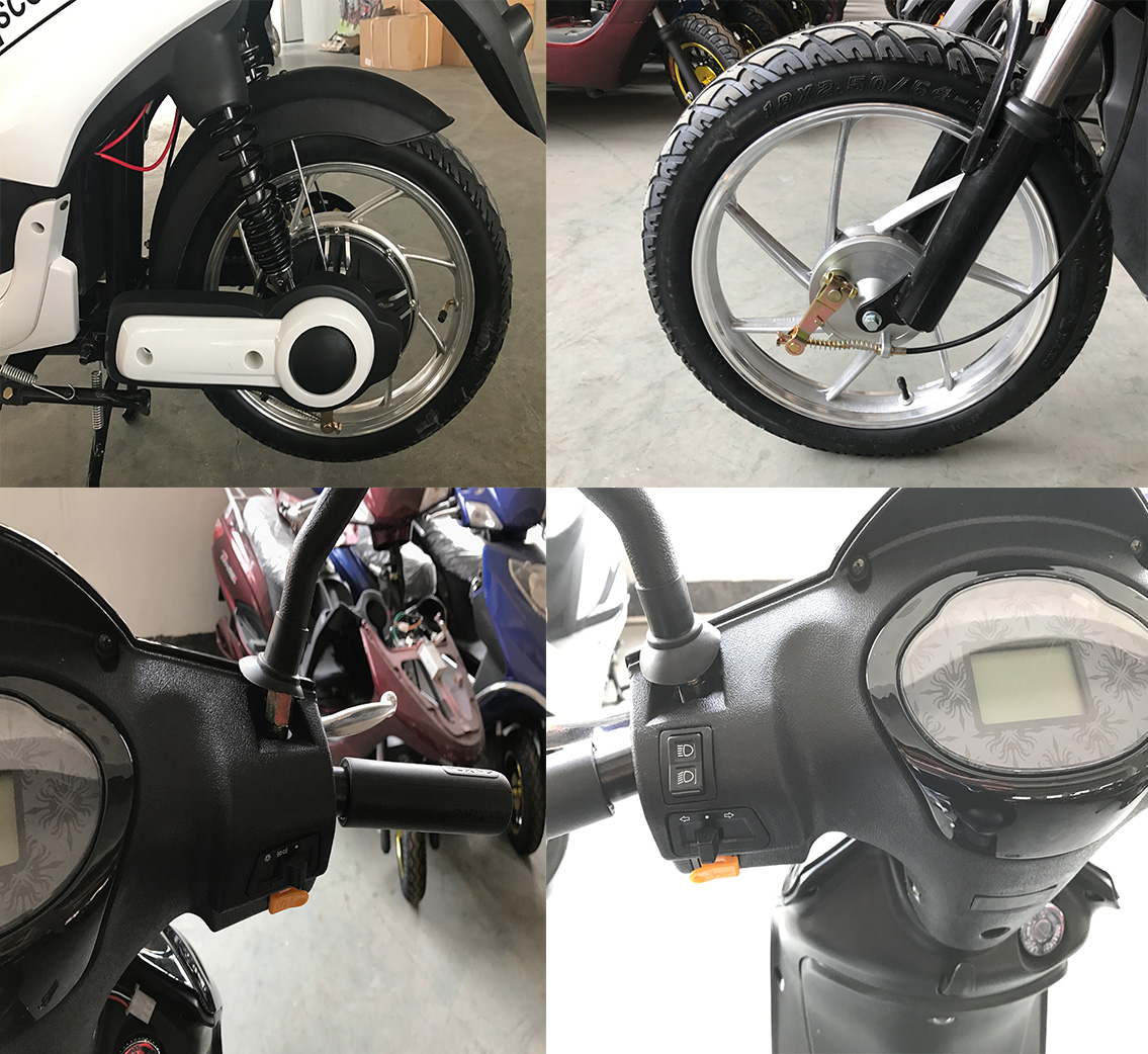 500w motor electric bicycle
