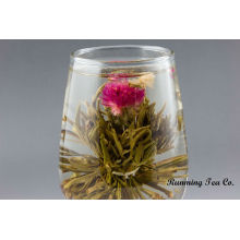 EU STANDARD Butterfly's love green blooming tea