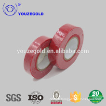 Decorative masking cotton glass cloth high temperature heat insulation tape
