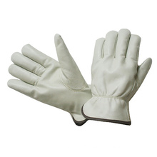 Ab Grade Cowhide Driving Working Gloves