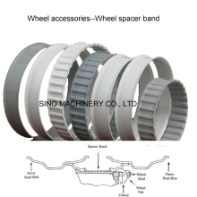 Channel Steel Wheel Spacer Bands