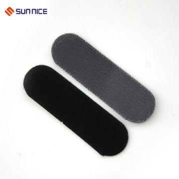 Nylon Injection Hook and Loop Fabric Cable Tie Manufacturers