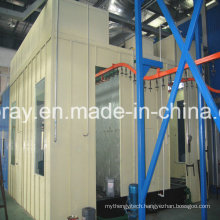 Low Consumption Powder Coating Line Spraying Equipment