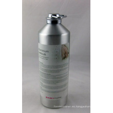 Botella de agua de aluminio (CL1C-G153)