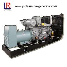 1000kVA Turbocharged Perkin Generator Set für den industriellen Einsatz