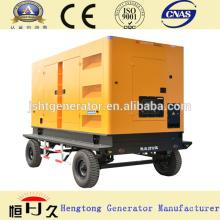 Fabricante de generador móvil DAEWOO 300KW