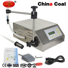 Stainless Steel Numerical Control Pump Liquid Filling Machine