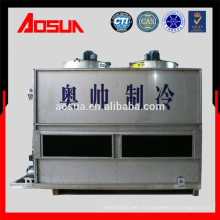 Tour de refroidissement fermée 40T avec tour de refroidissement Circuit de refroidissement / tour de refroidissement en Chine