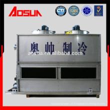 Torre de resfriamento fechada 40T com torre de resfriamento de contador de fluxo / torre de refrigeração manufacturada na China