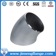 45 Degree Carbon Steel Seamless Short Radius Elbow