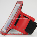 Hot Sale Red Waterproof Neoprene Sports Armband