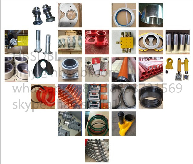 Concrete Pump Accessories