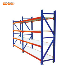 metal storage shelf rack for warehouse system