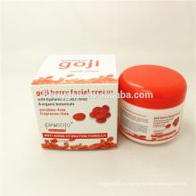 Горячее сбывание китайское OEM Goji Berry Cream 50g / 80g / 113g