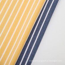 colored striped polyester micro velvet fleece blanket fabric