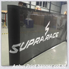 Full color print mesh PVC banner