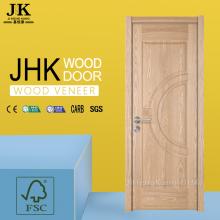 JHK-Hardwood Panel Veneer Wardrobe Pocket Door Designs