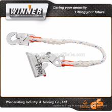 accessoires de sécurité harnais élastique antichute protection de la ceinture de corde