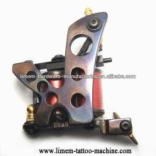 a máquina a mais quente da tatuagem do ferro da velha escola da venda para o pro tatuador