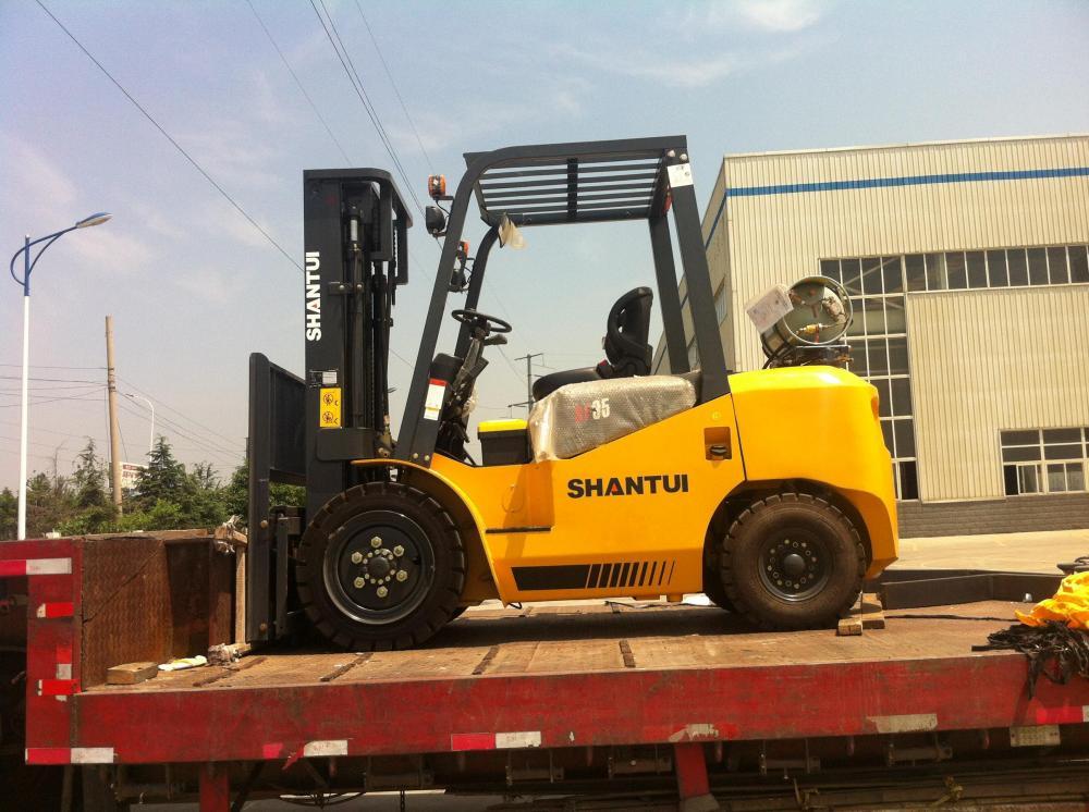 3 0 Ton 3 5 Ton Gasoline Lpg Forklift
