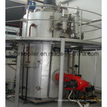 Pin Tube Vertical Marine Steam Boiler
