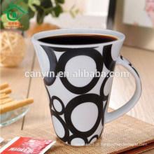 2015 Seguro para contato com alimentos Decalque em cerâmica k copo