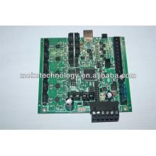 placa de rambo, placa de rambo de impressora 3D, eletrônica 3d