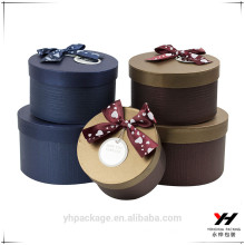 Food Packagin recycled materials laminated Material embossing jewelry paper box