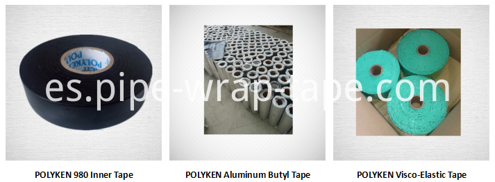 Polyken Outer Anti-corrosion Tape