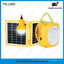 2016 neueste meistverkaufte kreative Geschenk Solar Power Bank Ladegerät für Handy über 2600 mAh