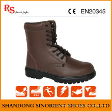 Top Quality Army Military Boots with Zipper RS511