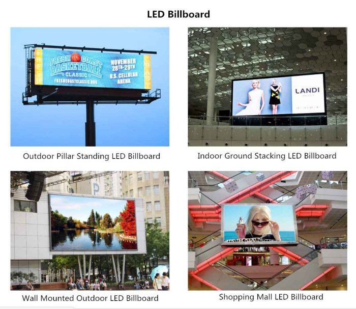 billboard led display